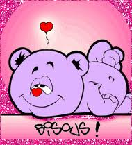 bisous ours