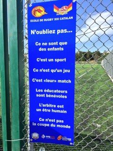 RUGBY REGLEMENT