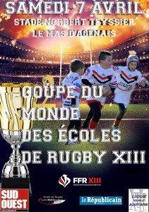 coupe du monde des écoles de rugby