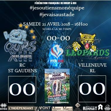 rugby 21 avril