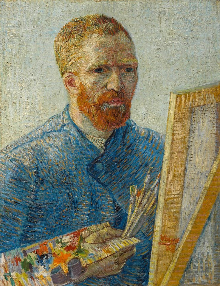 van gogh 1888