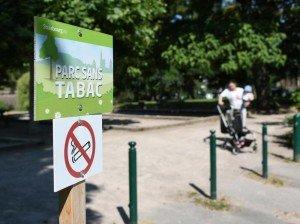 parc sans tabac