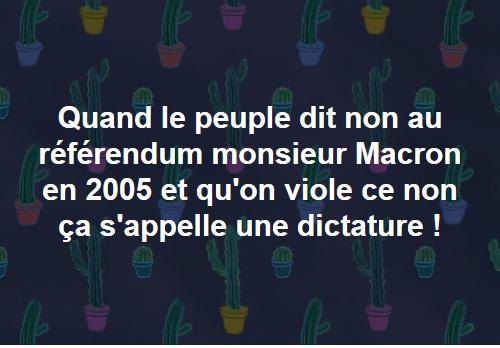 dictature 22