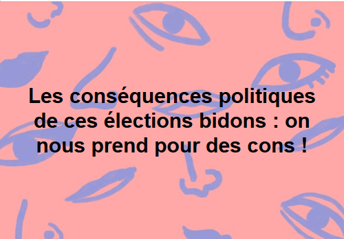 elections bidon