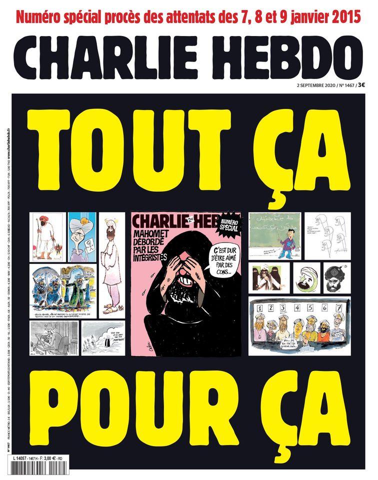 charlie hebdo 1 09 2020