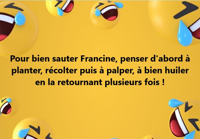 francine 23 03