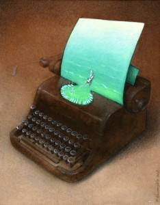 Pawel-Kuczynski_typewriter
